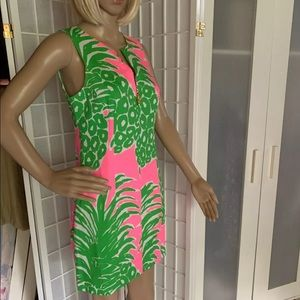 Lilly Pulitzer NWT sleeveless sheath dress sz4